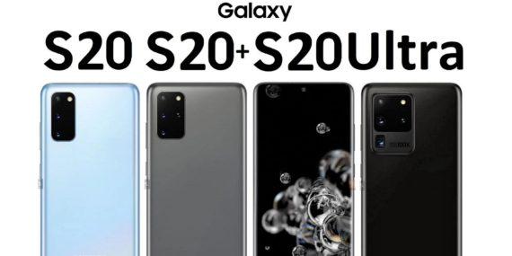 Samsung S20 Reparatur
