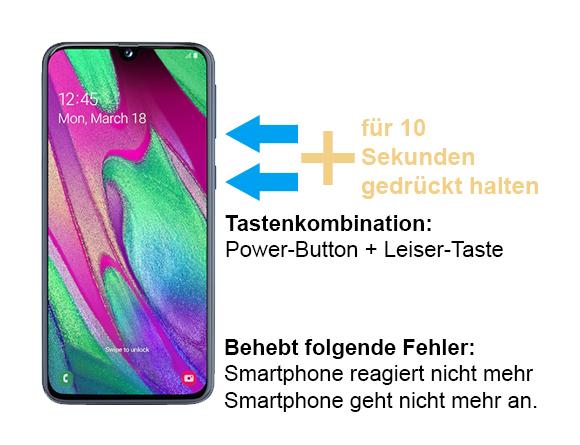 Samsung-Galaxy-A40-geht-nicht-mehr-an-Tastenkombination